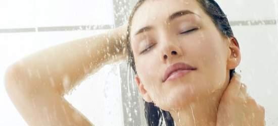Avoid taking long hot showers