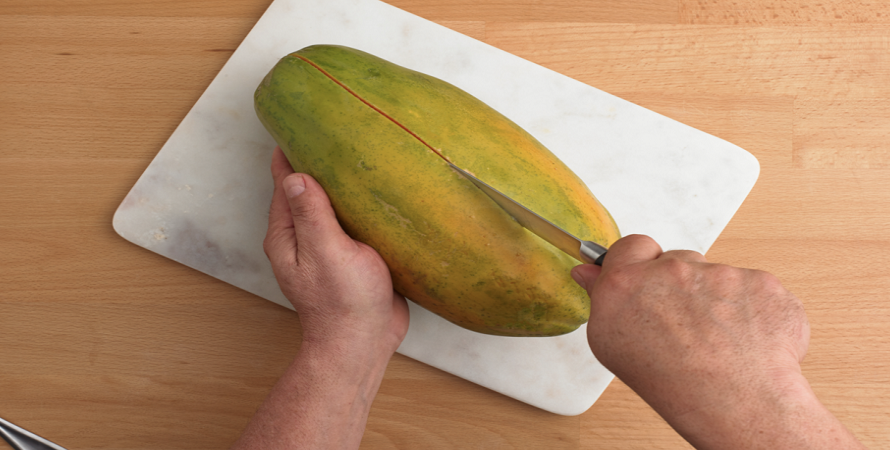 How To Cut a Papaya? (The best steps)