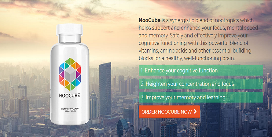 NooCube Review – Is it the Best Supplement to Boost Your Brain Functions?
