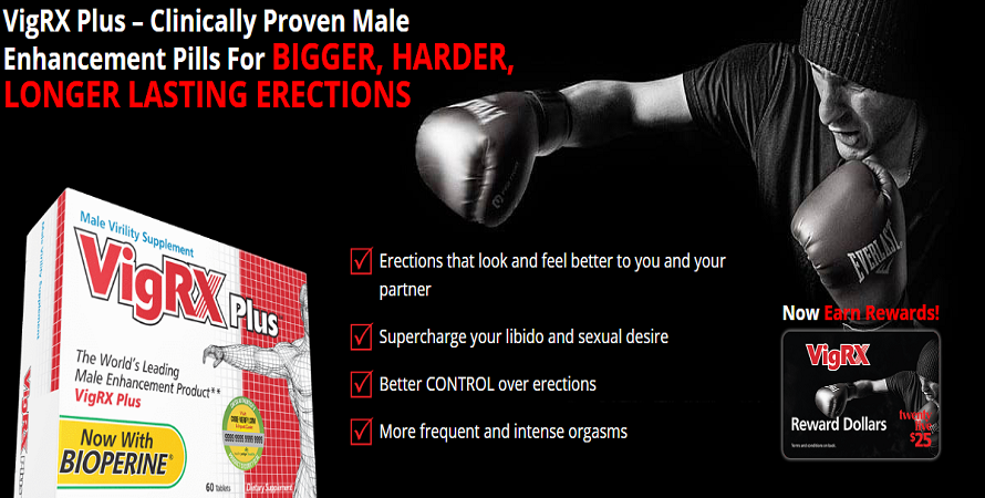 Vigrx Plus Review-Does This Male Enhancement Formula Really Work?